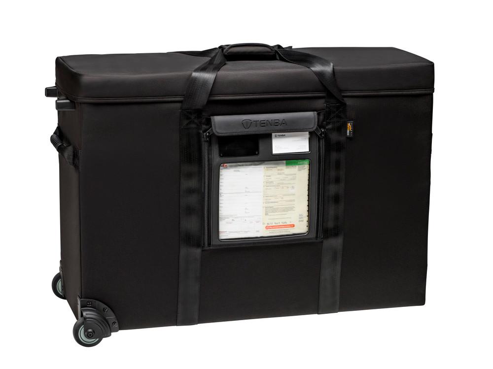 Transport Air Case w/ wheels for EIZO 31-inch Display - Black