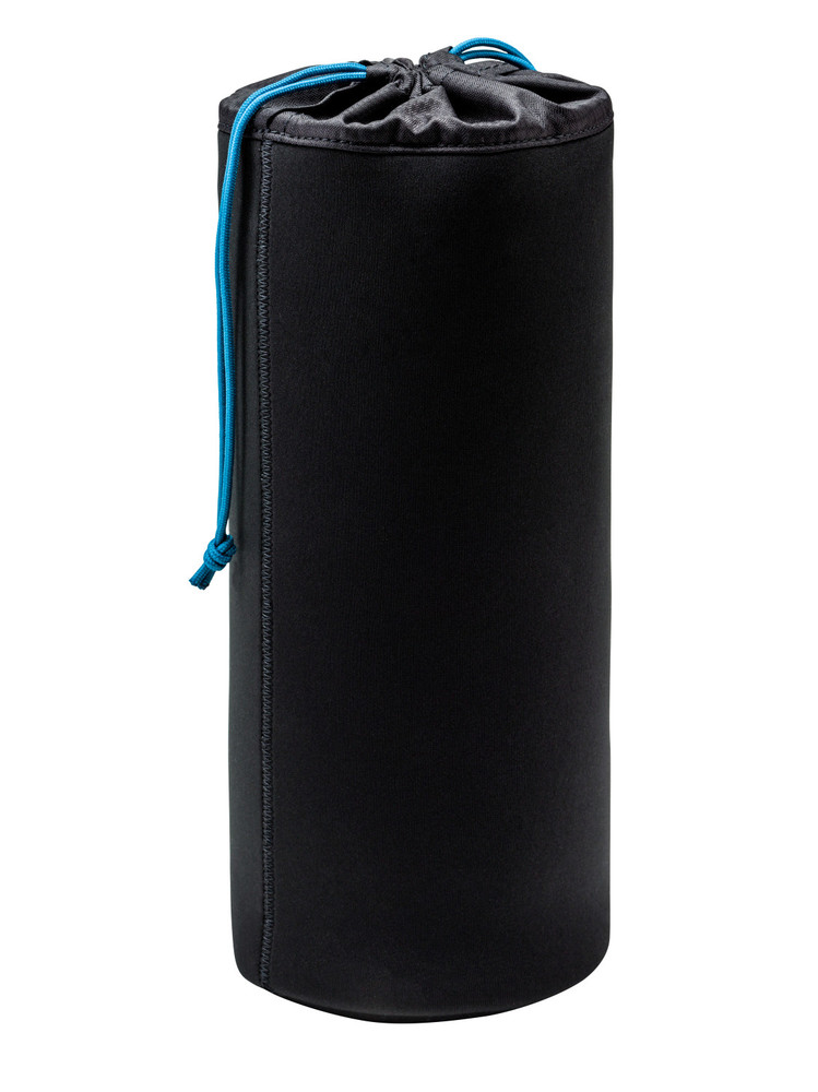 Tools Soft Lens Pouch 12x5 in. (30x13 cm) - Black