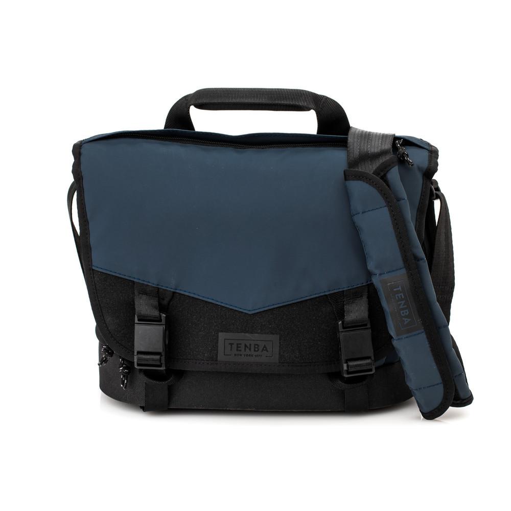 DNA 9 Messenger Bag  Blue