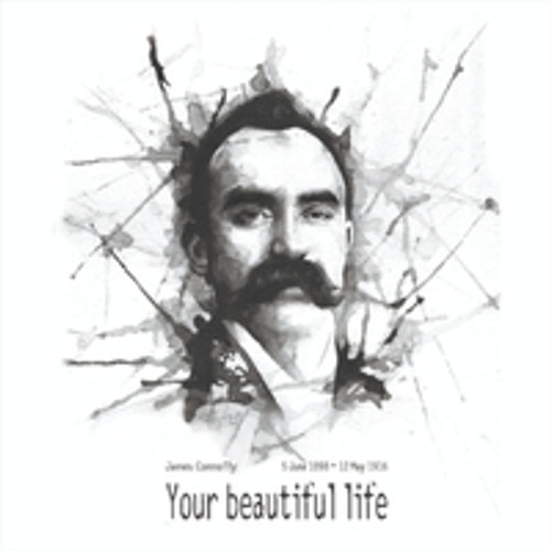James Connolly - Your Beautiful Life cd by Pol Mac Adaim