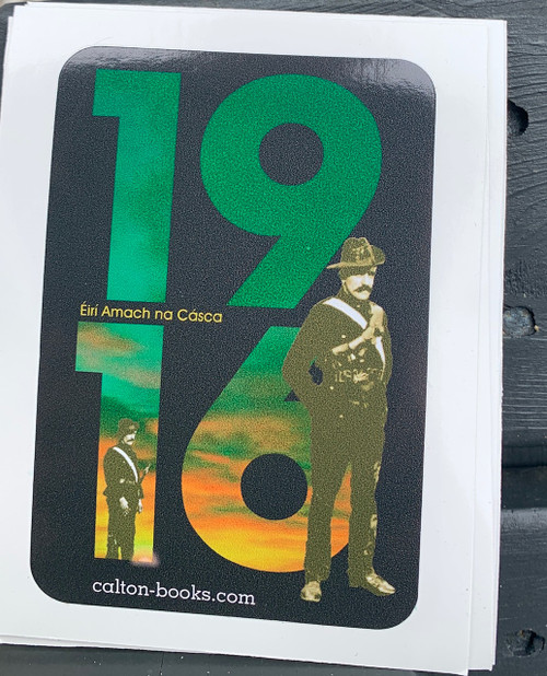 1916 Easter vinyl stickers x 20