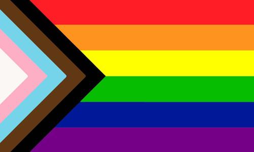 LGBTTQQIAAP flag size 5 x 3