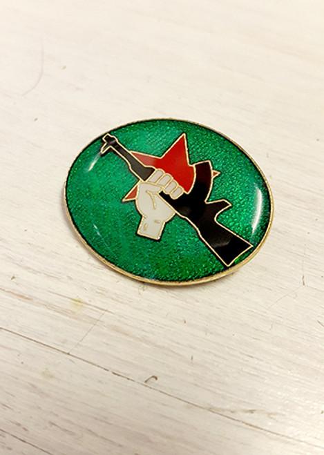 Irish Republican Socialist Movement (IRSM) enamel badge