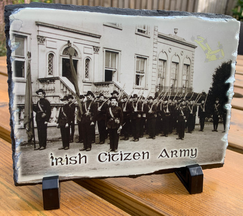 Irish Citizen Army slate