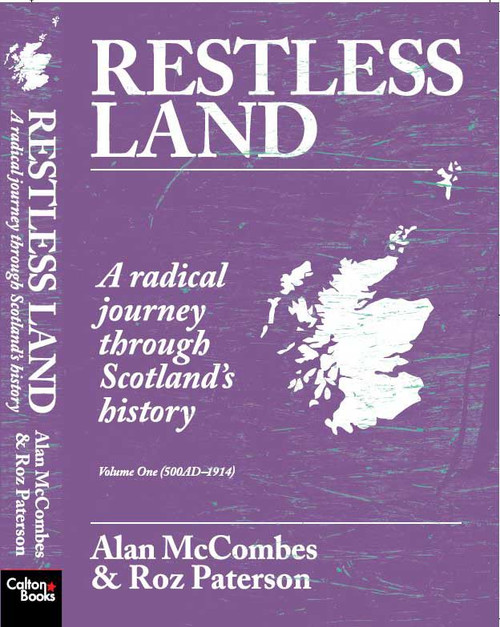 As Scotland stands poised to make a decision that will have ramifications for centuries to come, Restless Land unravels the tangled tale of the centuries gone before.  Unlike many history books, it looks beyond the kings and queens, the aristocrats and industrialists, the politicians and generals, to the extraordinary men and women from the sprawling masses.  Rigorously researched, this epic story of heroism and betrayal, courage and intrigue, sacrifice and avarice, is told with flair and clarity.