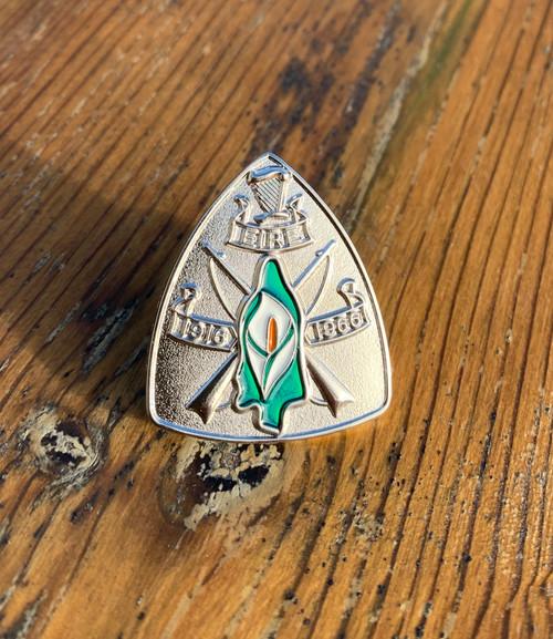 Easter Rising 1916-1966 reproduction enamel Badge