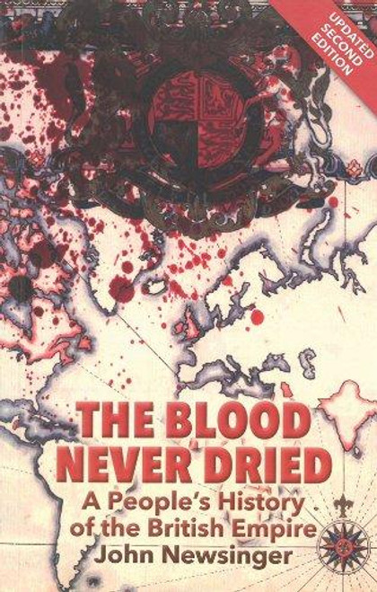 The Blood Never Dried.