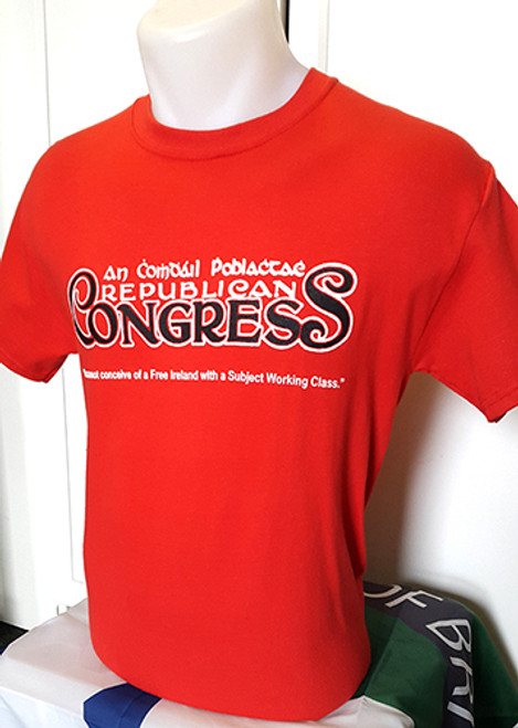 Irish Republican Congress T-shirt