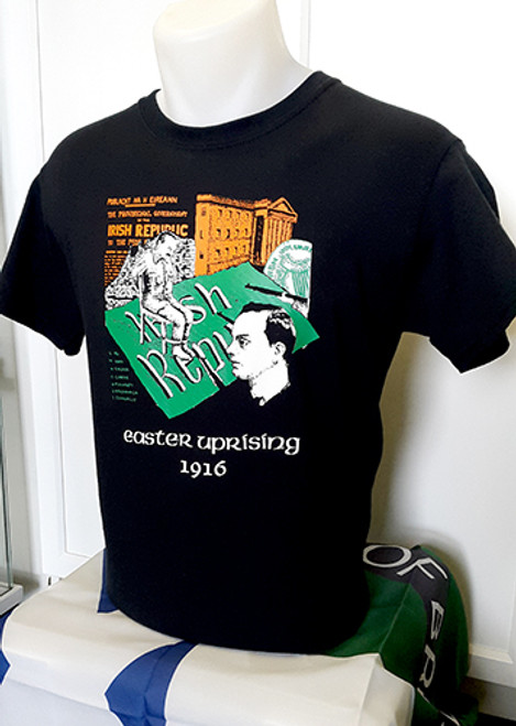 James Connolly Easter Uprising 1916 T-Shirt