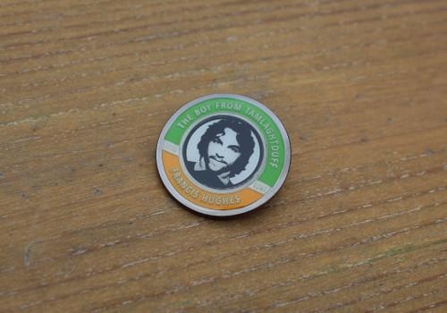 Francis Hughes Hunger Striker Commemorative Badge
