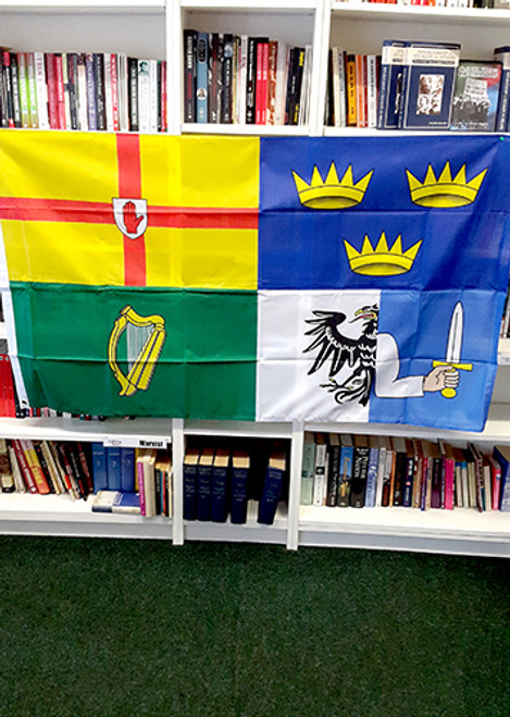 Four Province GIANT 8 feet x 5 feet flags