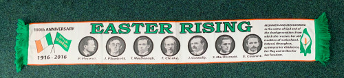 Easter Rising 100th Anniversary HD scarf