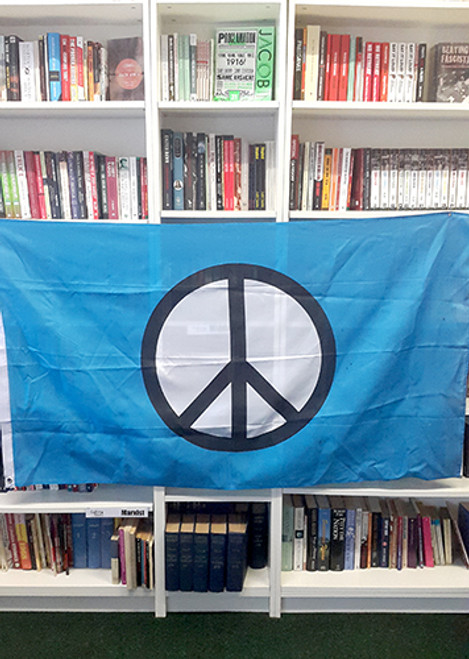 CND Peace flag 3 x 5 feet