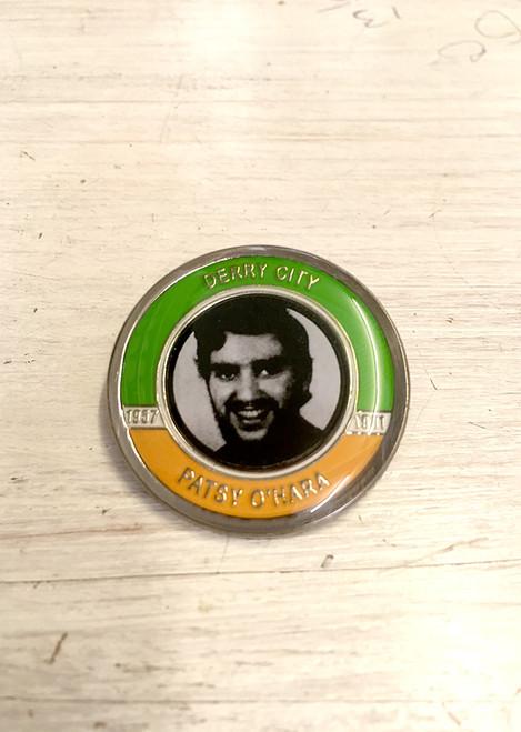 Patsy O'Hara Hunger Striker Commemorative Badge
