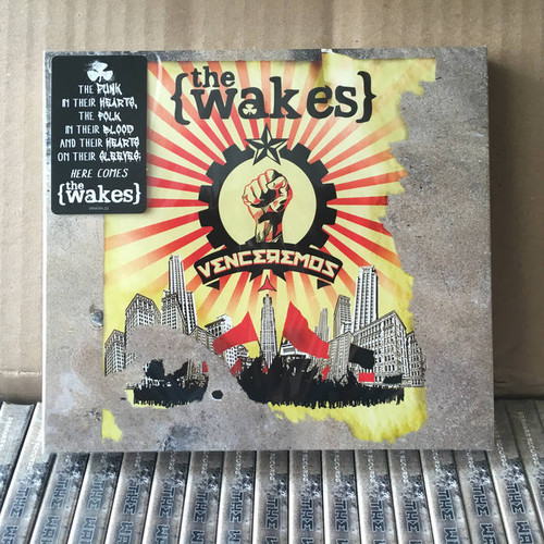 CD: The Wakes - Venceremos