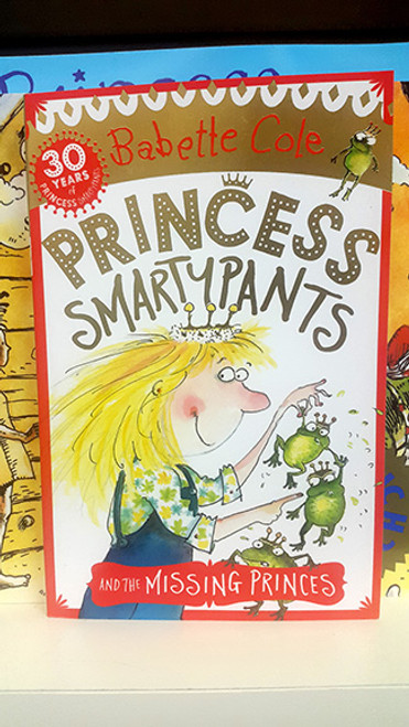 Princess Smartypants and the Misssing Princes
