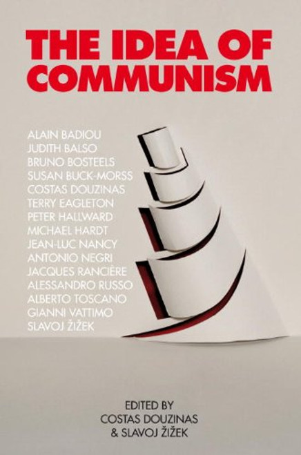 The Idea of Communism 1 - Slavoj Zizek