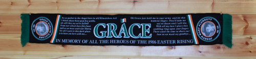 Grace Gifford and Joseph Mary Plunkett HD scarf