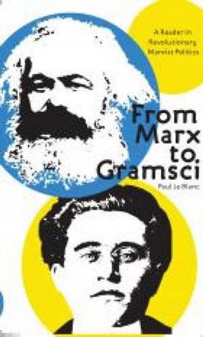 marx to gramsci