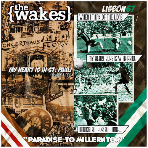 VINYL: The Wakes - Paradise to Millerntor