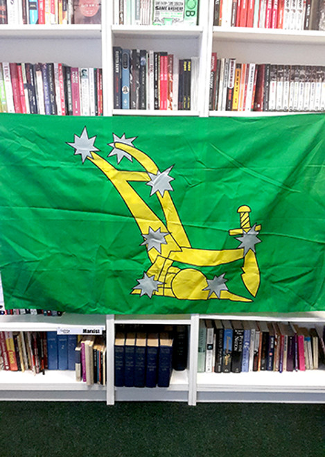Starry Plough (original) flag