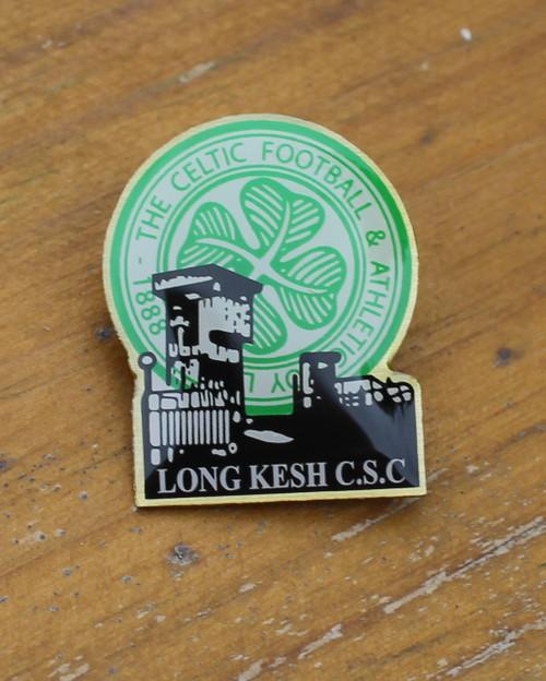 Long Kesh CSC original metal badge new release