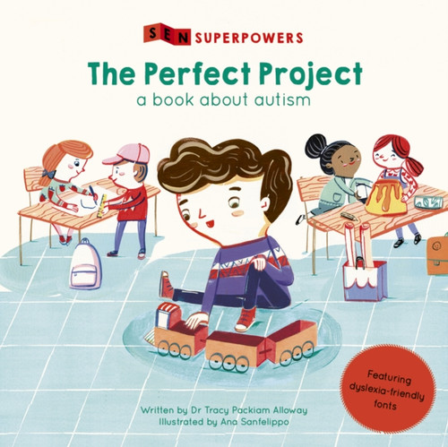 The Perfect Project : A Book about Autism