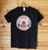 All Hail the Scottish Workers' Republic - John Maclean two colour hand screen printed black t-shirt