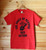 Red Action The Voice of Reason red  t-shirt