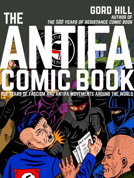 The ANTIFA Comic Book