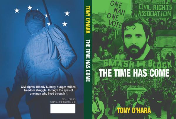The Time Has Come - Tony O'Hara