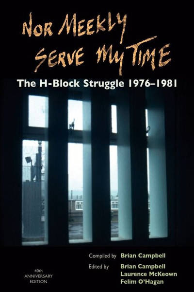 Nor Meekly Serve My Time