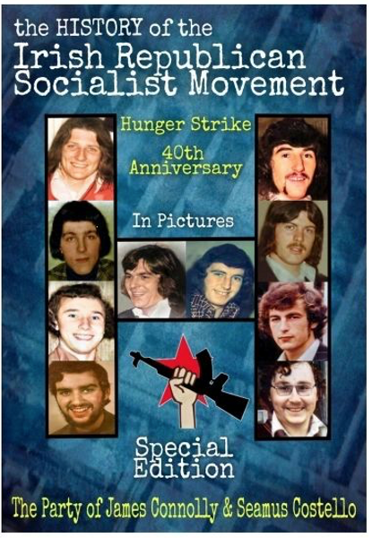 Hunger Strike 40th Anniversary In Pictures