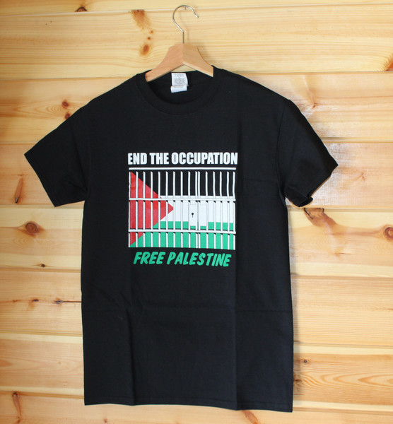 Free Palestine | End the Occupation t-shirt