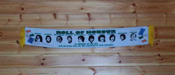 ROLL OF HONOUR SCARF