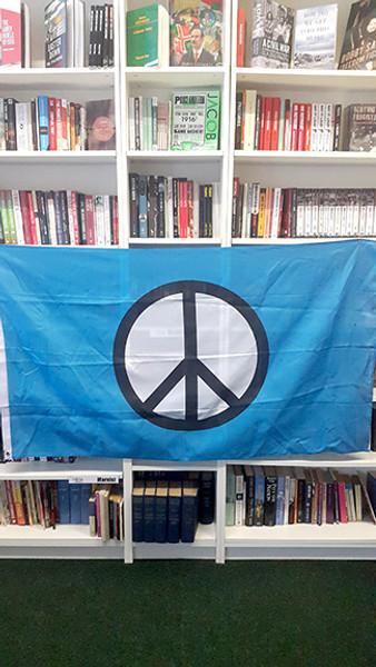 CND Peace flag 3 x 5 feet