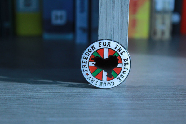 Freedom for the Basque Country