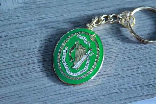 United Irishmen keyring