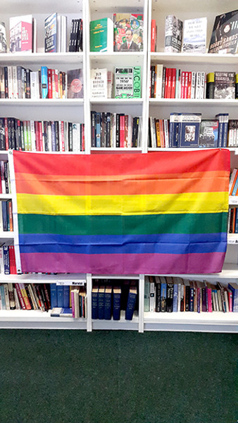 Pride (LGBTQIA+) Rainbow Flag