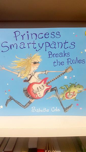 Princess Smartypants - Breaks The Rules