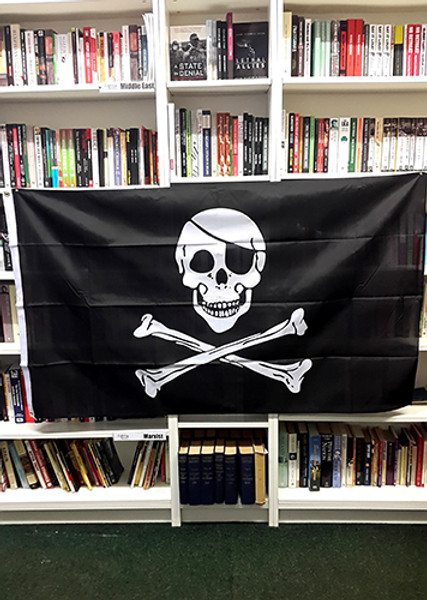 Skull and Crossbones ('pirate') flag