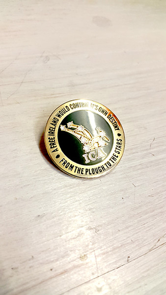 Irish Citizen Army (ICA) Badge