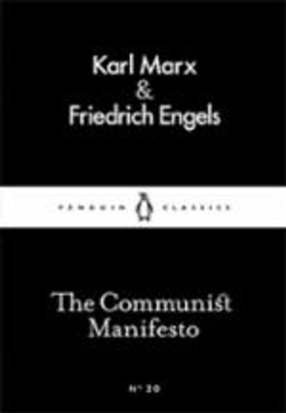 The Communist Manifesto (Little Black Classics)