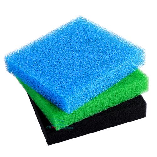 """Reticulated Open Cell Foam Sponge Filter Media Aquarium Fish HMF Sump 11"""""""