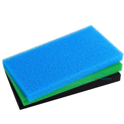 """Reticulated Open Cell Foam Sponge Filter Media Aquarium Fish HMF Sump 23"""""""