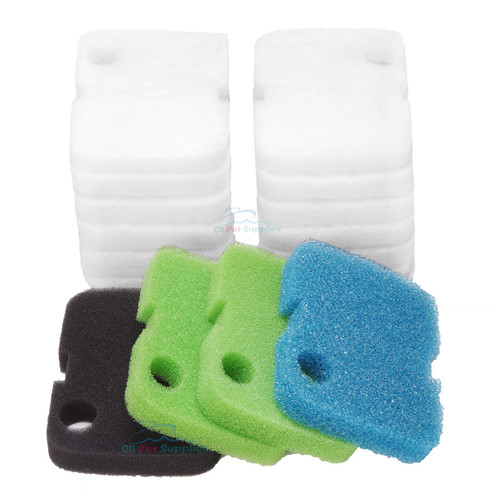 AQUANEAT® Replacement Canister Filter Pads Compatible to Cascade 700/1000 CCU2UL CCF3UL