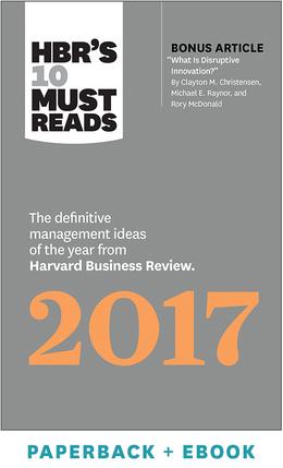 《哈佛商业评论》的十大必读书目:《哈佛商业评论》(平装+电子书)^ 10200亿美元的年度管理理念
