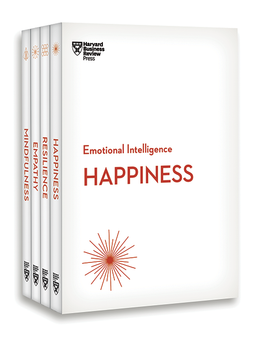Harvard Business Review Emotional Intelligence Collection (4 Books) (HBR Emotional Intelligence Series) ^ 10160