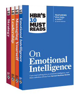 HBR's 10 Must Reads Leadership Collection (4 Books) ^ 10133