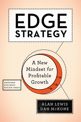 Edge Strategy: A New Mindset for Profitable Growth ^ 15026